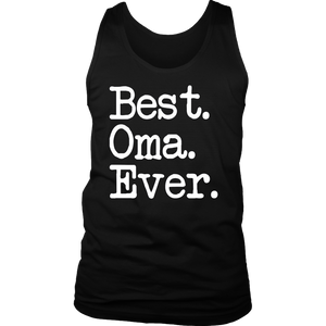 Best Oma Ever Gift T-Shirt