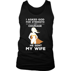He sent my wife Shirt Funny Shirt