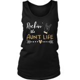 Rocking the Aunt Life Shirt