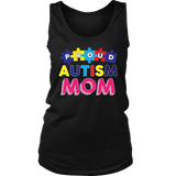 Proud Autism Mom Shirt Autism Awareness