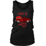 Valentines Day Shirts For Girls Women Men Boys Loads Of Love