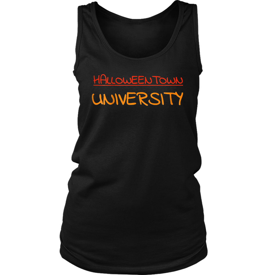 Halloween Town University T-Shirt
