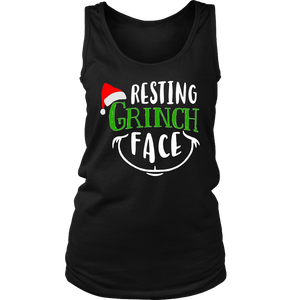 Resting Grinch Face T-Shirt