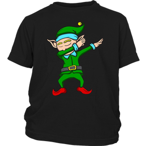 Elf Dab Funny Christmas T-Shirt