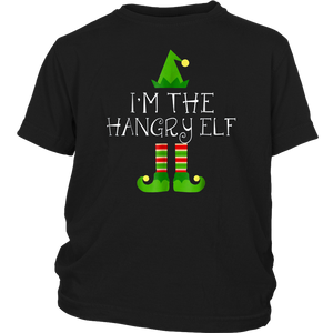 I'm The Sassy Elf Matching Family Group Christmas T-Shirt