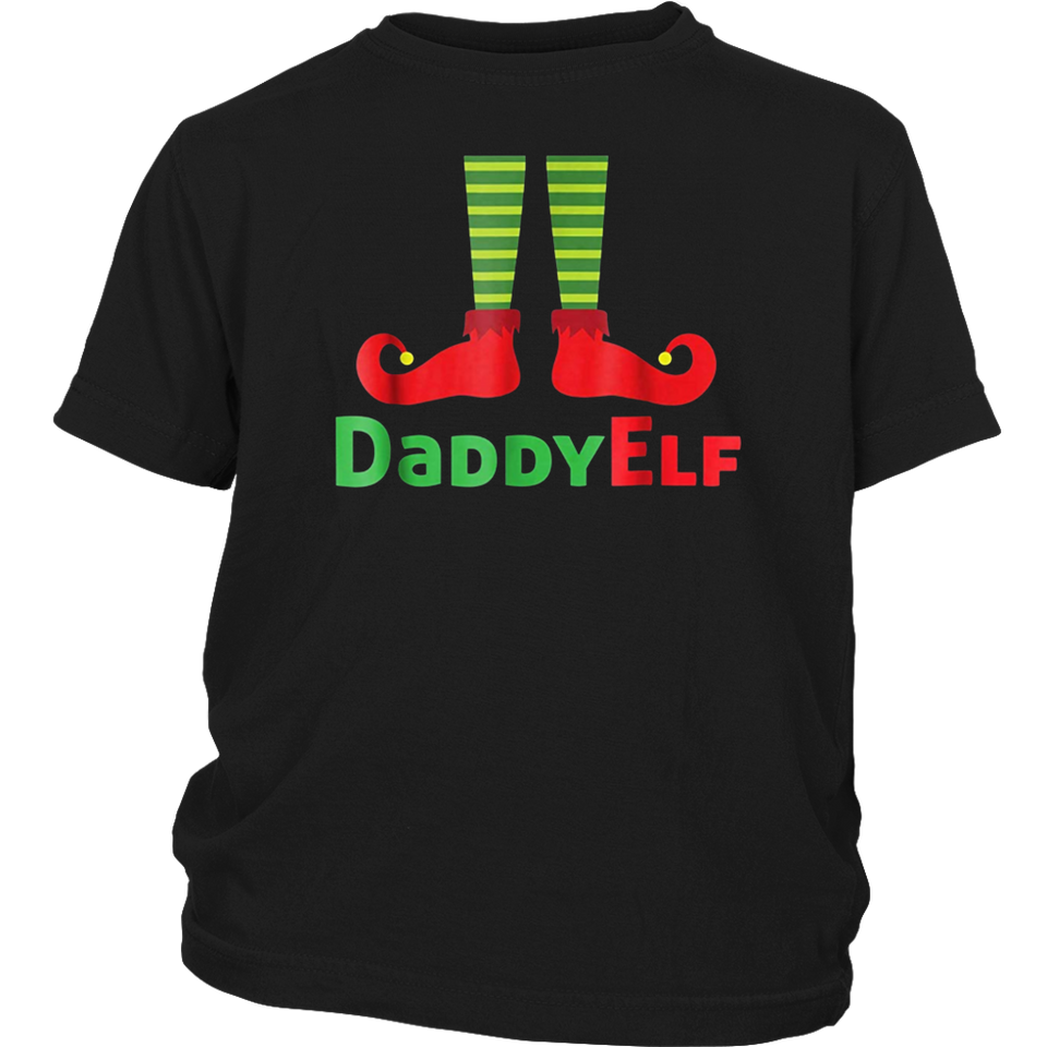 Daddy Elf TShirt