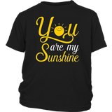 You Are My Sunshine Sunflower Lover Tshirt
