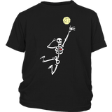 Volleyball Skeleton Shirt for Teen