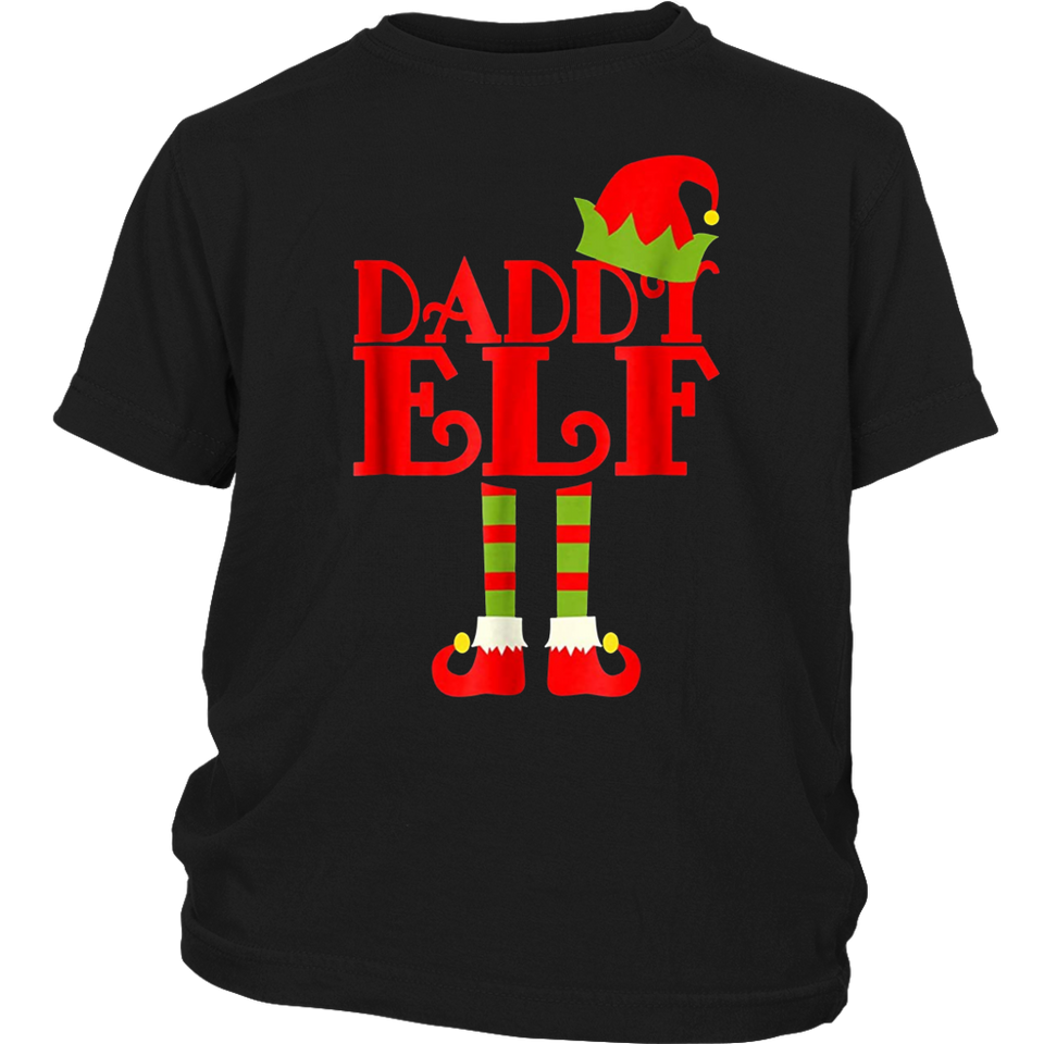 Daddy Elf T-Shirt