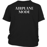 Airplane Mode On Travel Vacation Air Transfer Funny T-Shir