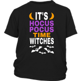 It's Hocus Pocus Time Witches TShirt