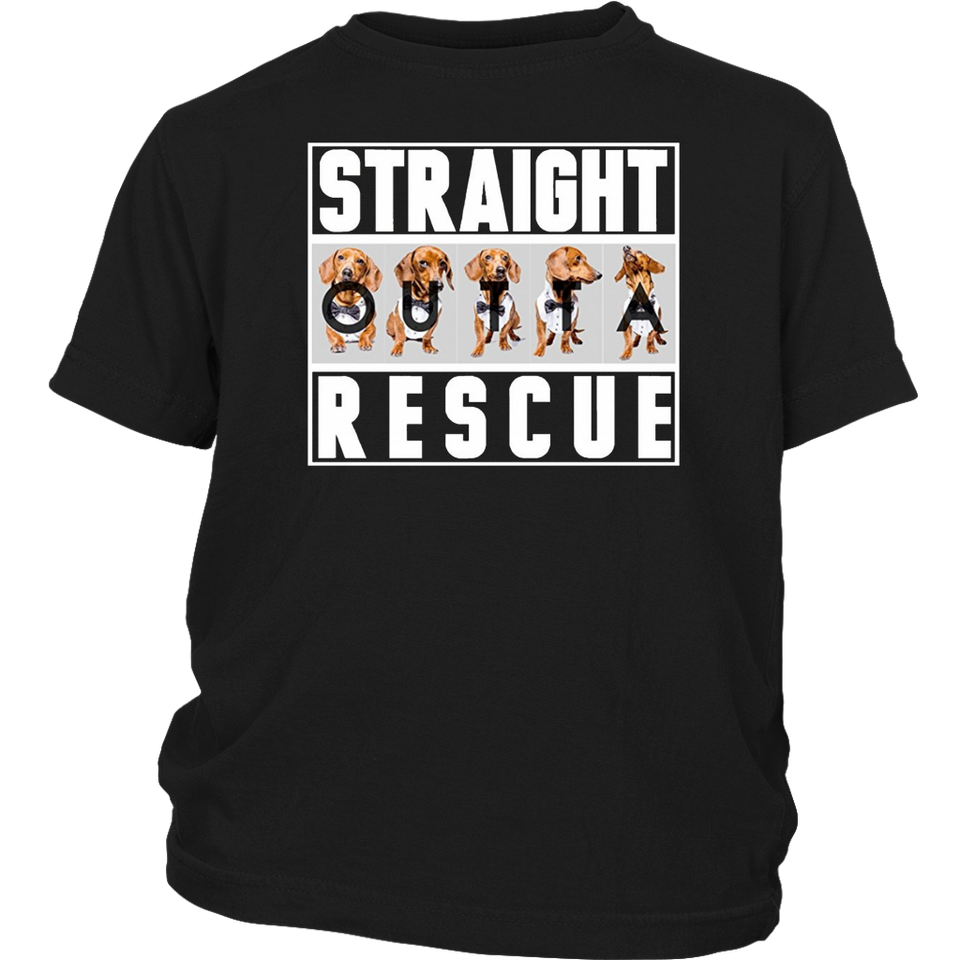 Straight Outta Rescue T-Shirt