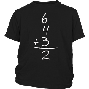 Funny Baseball 6432 Double Play T Shirt