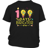 100 Days Brighter T Shirt