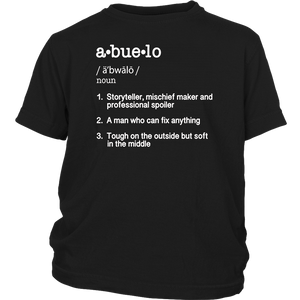 Abuelo Definition TShirt