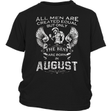 All men are created equal but only The best Are Born In July TShirt