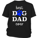 Best Dog Dad Ever Gift T-Shirts