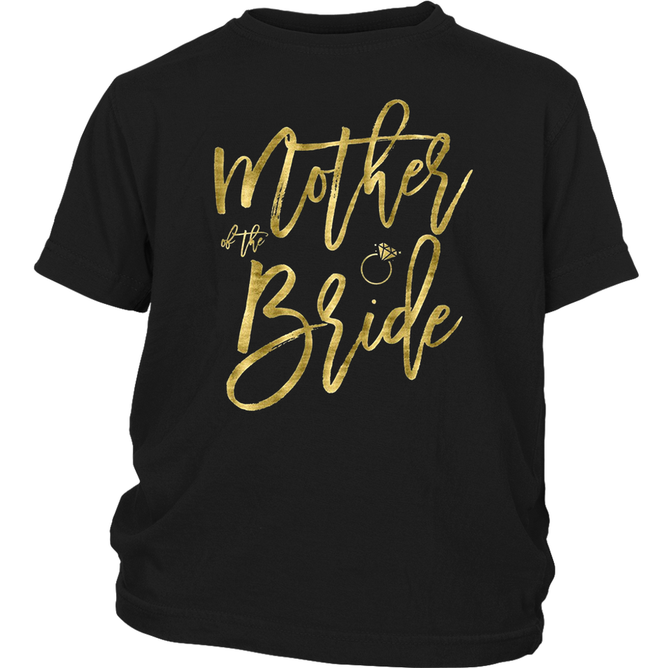 Mother Of The Bride Shirt