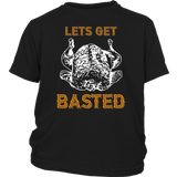 Time To Get Basted Shirt