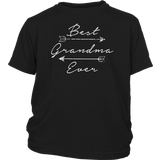 Best Grandma Ever Shirt