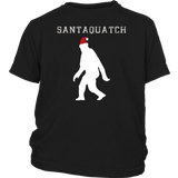 Santaquatch Shirt Funny Santa Shirt Christmas Gifts and Costume