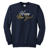Happy New Year 2019 Crewneck Sweatshirt