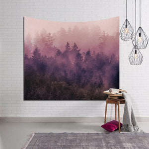 Fantasy Forest Tapestry - Various Designs
