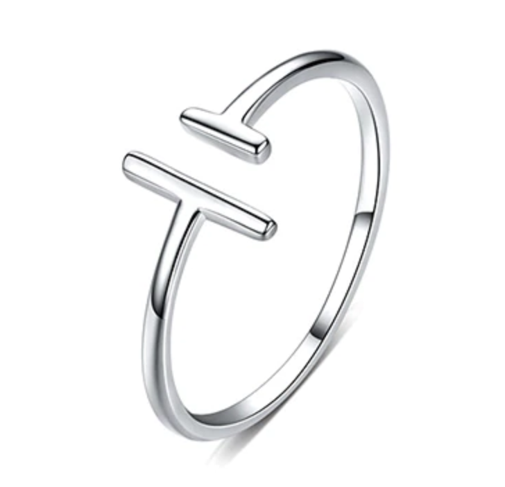 Allure | Sterling Silver Ring-Glitzy n Glamorous