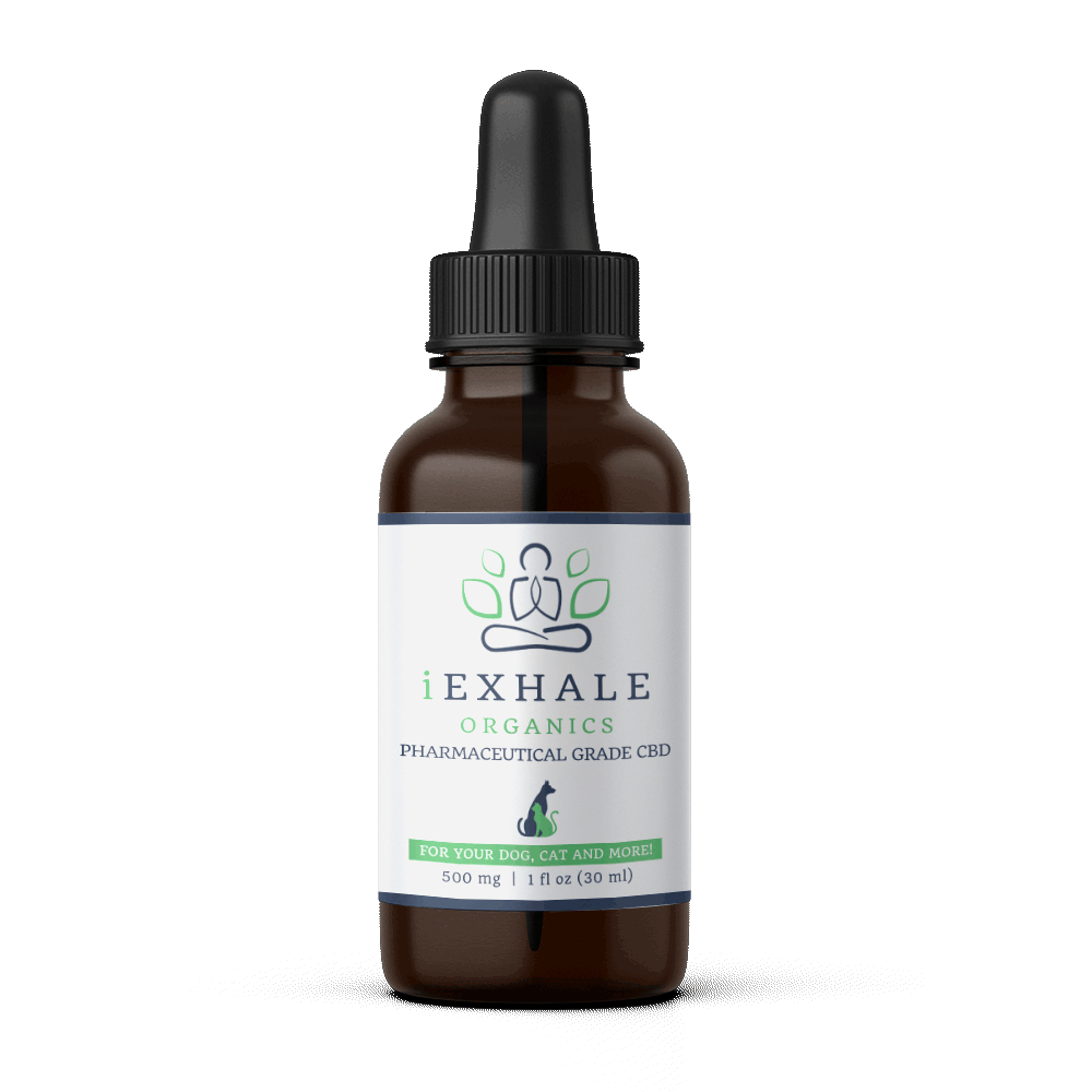 500mg Pet Tincture