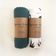 Twin pack - Lush Pine and Gumnuts and Gold Cotton Muslin Wrap