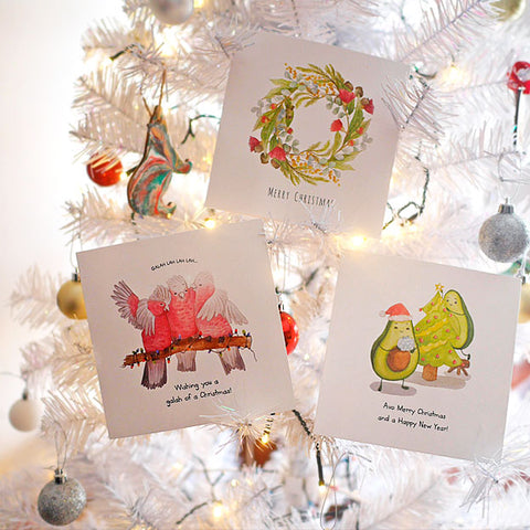 Christmas Card sets