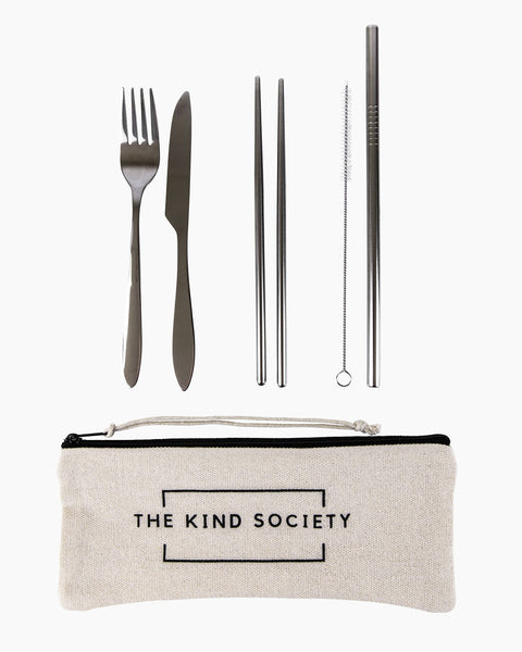 Stainless Steel 6-piece Cutlery Set