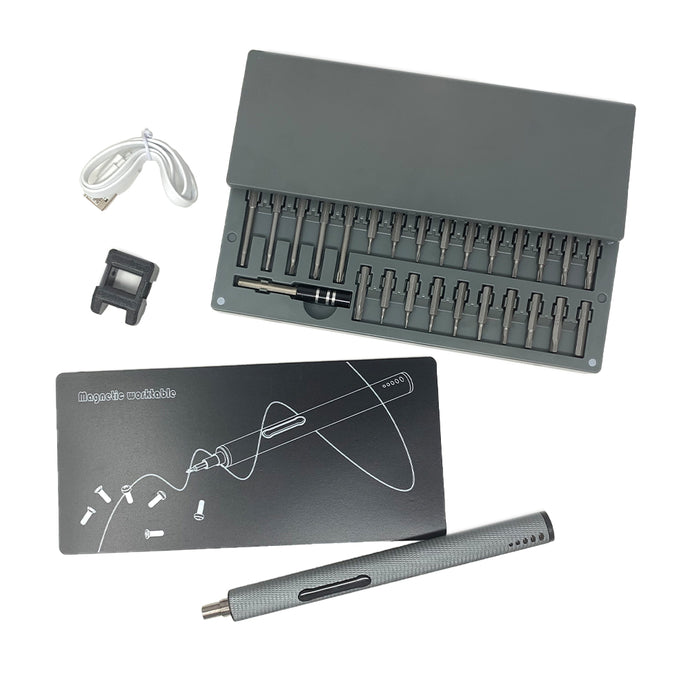 Precision Electric Screwdriver Kit