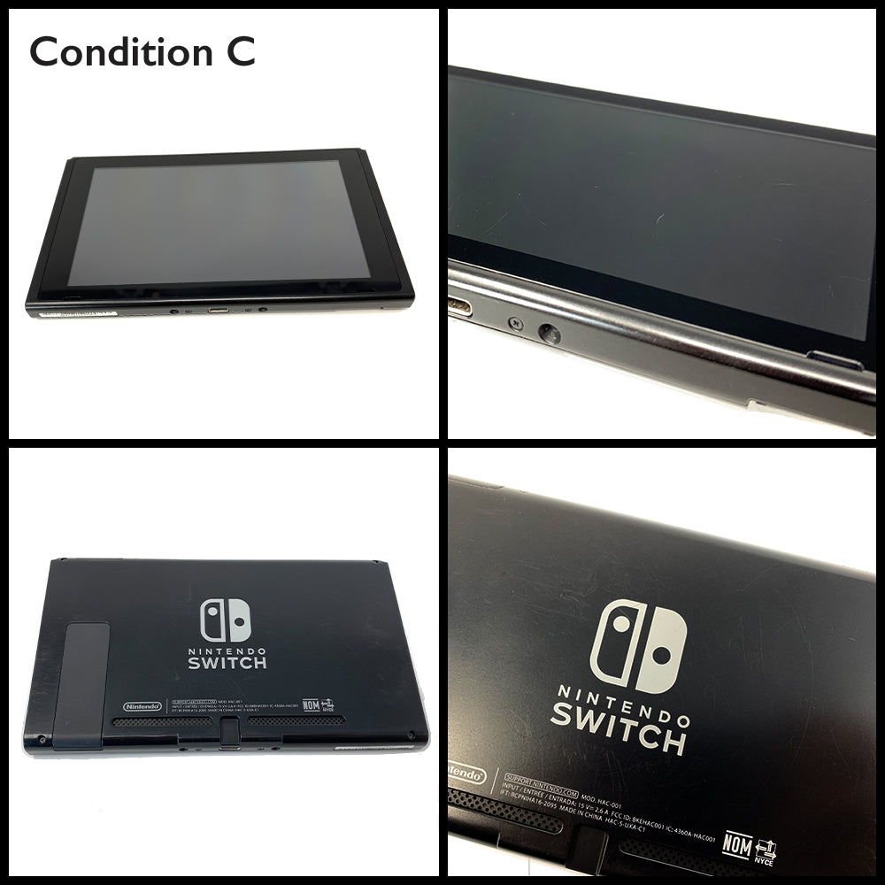 Actually Refurbished Nintendo Switch (Tablet Only)