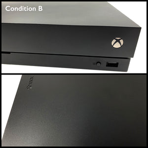 Used Xbox One X 1TB (Console Only)