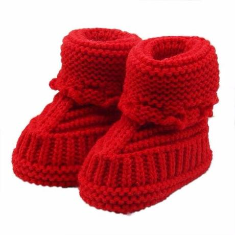 How to Knit Cute Booties