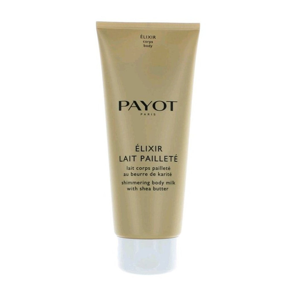 Payot Elixir Lait Paillete by Payot, 6.7 oz Shimmering Body Milk with Shea Butter