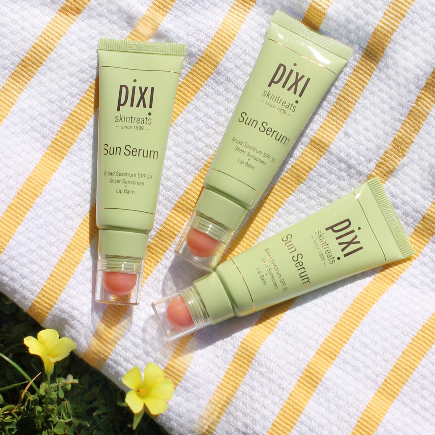Sun Serum Sun Mist Pixi Beauty