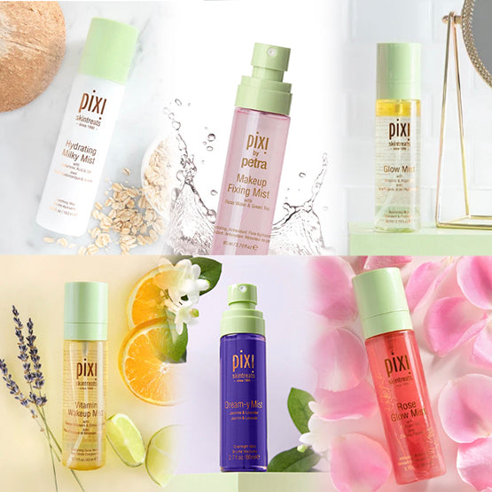 Multi-Misting with Pixi Beauty