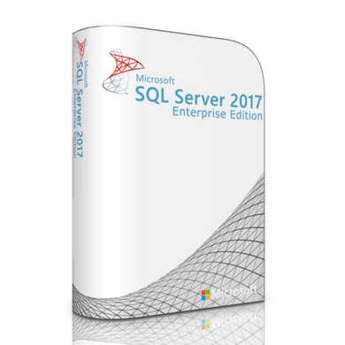 Microsoft SQL Server 2017 Enterprise with 32 Core License, unlimited User CALs - amtech system