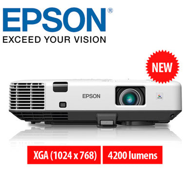 Epson PowerLite 1930 LCD projector - amtech system