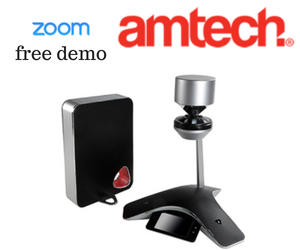 Polycom CX5500 Unified Conference Station - amtech system