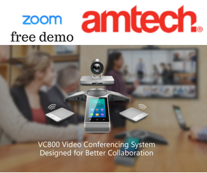 Yealink VC 800 24 Way Multipoint Video Conference Solution - amtech system