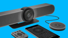 Load image into Gallery viewer, Logitech Meetup Video Conference Camera - amtech system
