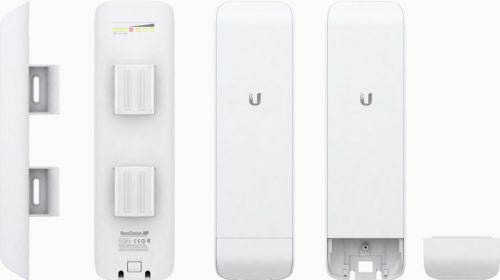 New Ubiquiti Networks NSM2-US 2.4GHz NanoStation M2 2x2 - amtech system