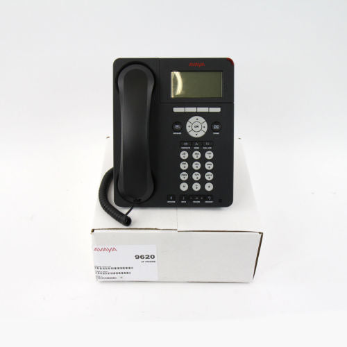 Avaya 9620 VoIP Text Phone IP Office - 1 year warranty - amtech system