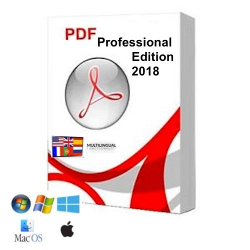 PDF to Word Creator & Converter Software Suite 2018 (Windows & Apple OS X ) - amtech system