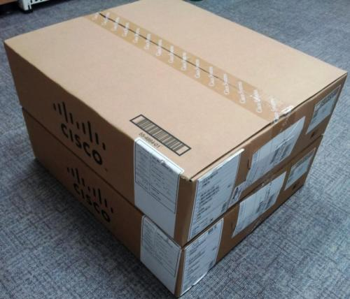 Cisco WS-C3750V2-24PS-E CATALYST SWITCH New Sealed Pakistan - amtech system