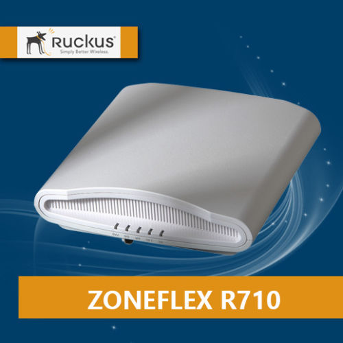 Ruckus R710 Wireless ZoneFlex Access Point PN :901-R710-WW00 - amtech system