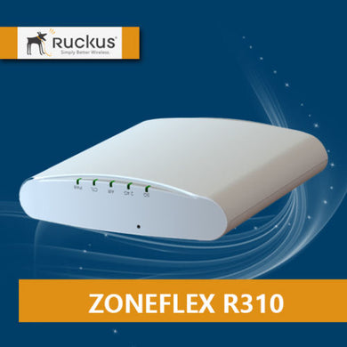 Ruckus ZoneFlex R310, dual band 802.11ac Indoor Access Point 901-R310-WW02 - amtech system